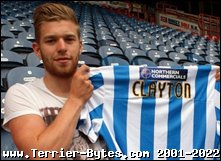 Clayton Makes Terriers Switch