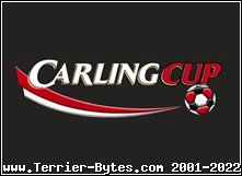 Derby County in the Carling Cup First Round