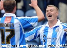 Terriers Swoop For Loan Ranger Ward